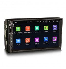 Autoradio Android 10 GPS Bluetooth Universel - 4