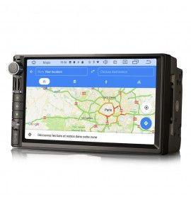 Autoradio Android 10 GPS Bluetooth Universel - 6