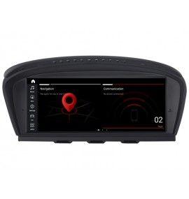 Autoradio GPS Android 10 BMW série 3, Série 5, série 6, série 7.