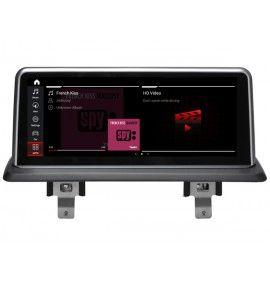 Autoradio GPS Android 10 BMW série 1 Sans écran GPS d'origine - 2