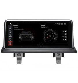 Autoradio GPS Android 10 BMW série 1 Sans écran GPS d'origine - 3