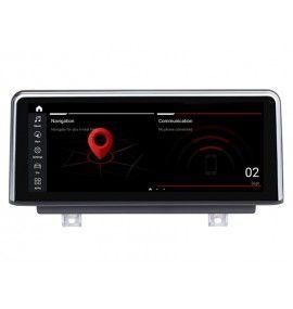 Autoradio GPS Android 10 BMW série 1 F20 2018 EVO