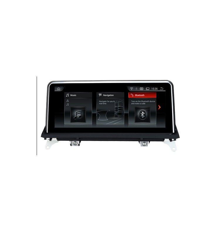 """Autoradio 10.25"""" GPS Android 10 BMW X5 E70 et X6 E71 - 1"""