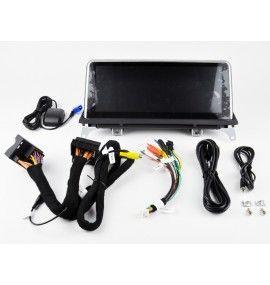 """Autoradio 10.25"""" GPS Android 10 BMW X5 E70 et X6 E71 - 6"""
