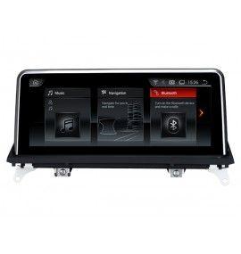 """Autoradio 10.25"""" GPS Android 10 BMW X5 E70 et X6 E71 - 7"""