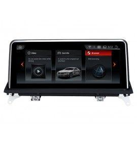 """Autoradio 10.25"""" GPS Android 10 BMW X5 E70 et X6 E71 - 8"""