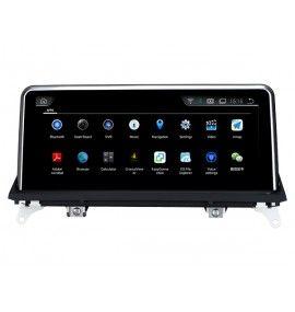"""Autoradio 10.25"""" GPS Android 10 BMW X5 E70 et X6 E71 - 9"""