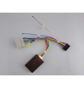Autoradio S80 GPS Bluetooth Multimédia intégré Dodge Caliber, Charger, Durango ,Magnum et RAM