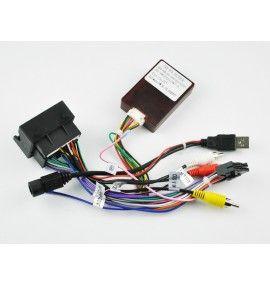 Autoradio GPS Android 11 Carplay & SIM 4G Volkswagen POLO à partir de 2012 - 6