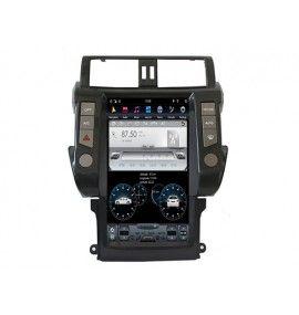 """Autoradio 13.6"""" ANDROID GPS Toyota Land Cruiser / Prado 150 de 2010 à 2013 - 1"""