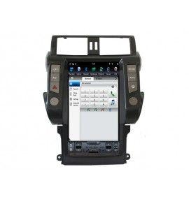 """Autoradio 13.6"""" ANDROID GPS Toyota Land Cruiser / Prado 150 de 2010 à 2013 - 3"""
