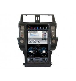 """Autoradio 13.6"""" ANDROID GPS Toyota Land Cruiser / Prado 150 de 2010 à 2013 - 4"""