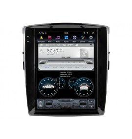 "Autoradio 12,1"" GPS Android 9 Mitsubishi Pajero et Montero 2006 à 2012"