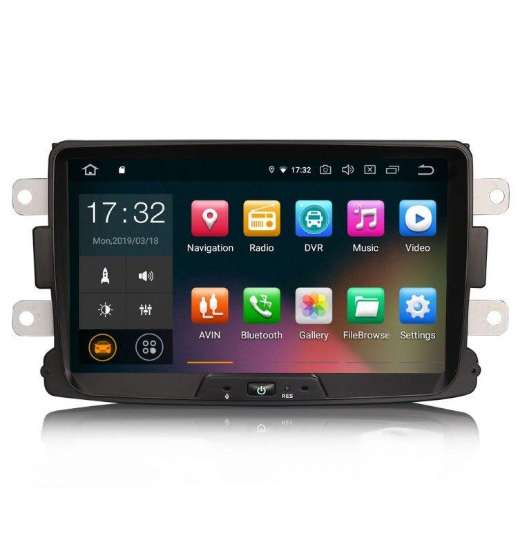 Autoradio GPS Android 10 Opel Vauxhall Vivaro Renault trafic - 1