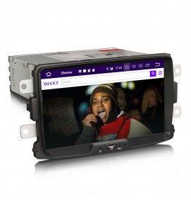 Autoradio GPS Android 10 Opel Vauxhall Vivaro Renault trafic - 3