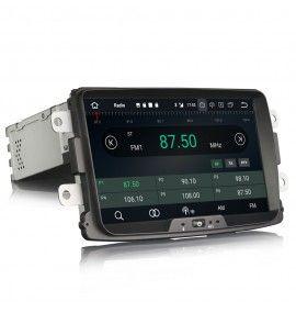 Autoradio GPS Android 10 Opel Vauxhall Vivaro Renault trafic - 4