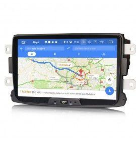Autoradio GPS Android 10 Opel Vauxhall Vivaro Renault trafic - 5