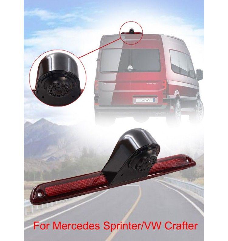 Caméra de recul CCD Mercedes Sprinter et VW crafter