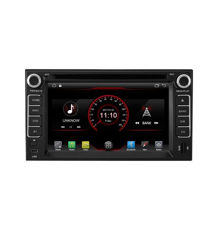 Autoradio Android 10 GPS Kia Rio, Carnival, Picanto, Carens, Sorento, Cerato, Sportage, Magentis - 1