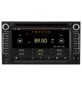 Autoradio Android 10 GPS Kia Rio, Carnival, Picanto, Carens, Sorento, Cerato, Sportage, Magentis - 2