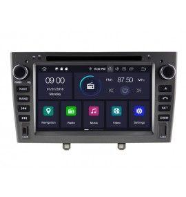 Autoradio G Android 9.0 GPS, Bluetooth Peugeot RCZ, 308, 308 CC, 308 SW