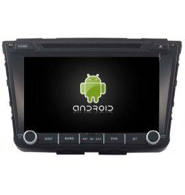 Autoradio GPS Android 10 Hyundai Creta ix25 - 2