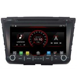 Autoradio GPS Android 10 Hyundai Creta ix25 - 1