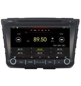 Autoradio GPS Android 10 Hyundai Creta ix25 - 3