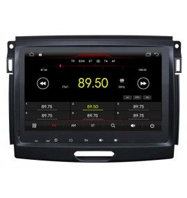 Autoradio GPS Android 10 Ford Ranger depuis 2016