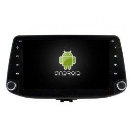 Autoradio GPS Android 10 Hyundai i30 depuis 2018 - 2
