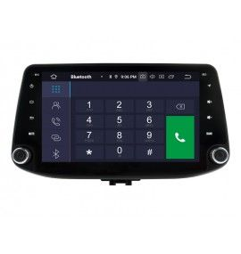 Autoradio GPS Android 10 Hyundai i30 depuis 2018 - 4