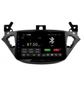 Autoradio GPS Android 10 Bluetooth OPELVauxhall Corsa depuis 2015 - 5