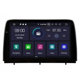 Autoradio GPS Android 10 FORD Focus depuis 2019 - 1