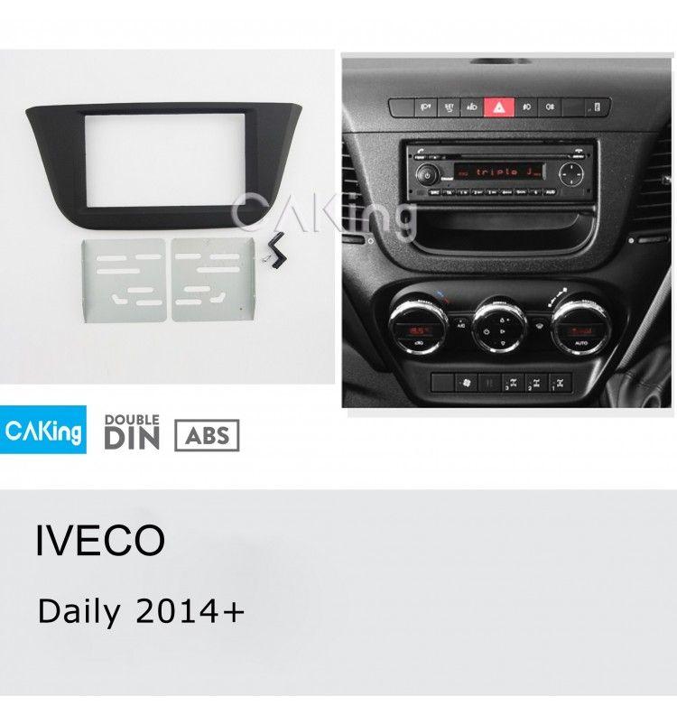 Kit intégration 2 din IVECO depuis 2014 - 1