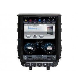 "Autoradio 12.1"" ANDROID Toyota Land Cruiser GX VX de 2007 à 2015 sans GPS d'origine"