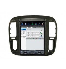 Autoradio Android 10 GPS Toyota Land Cruiser de 1999 à 2002