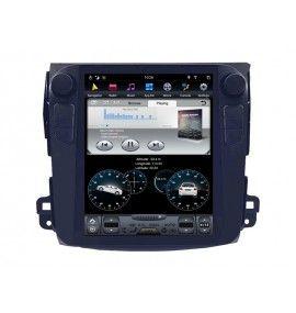 Autoradio GPS Android Mitsubishi outlander, Citroën C-Crosser, Peugeot 4007.