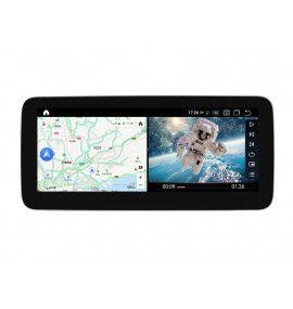 Autoradio G Android 10 GPS Bluetooth Mercedes Classe A CLA GLA de 2013 à 2019 - 12