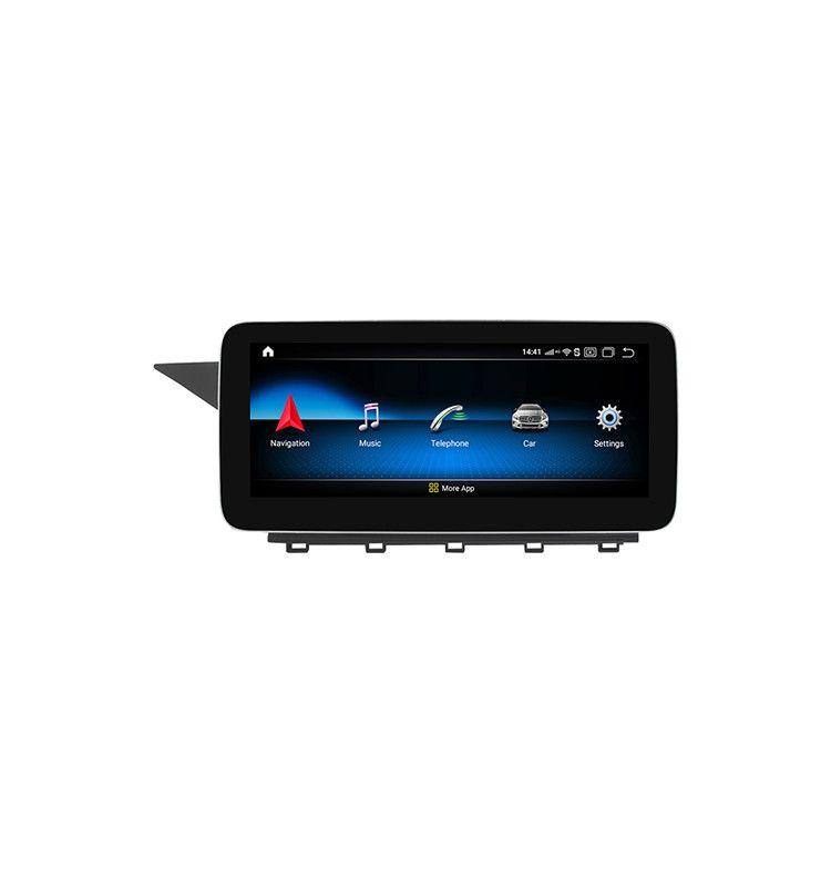 Autoradio ANDROID 10 GPS Bluetooth Multimédia intégré MERCEDES GLK X204 avant 07/2012 - 2