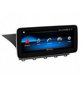 Autoradio ANDROID 10 GPS Bluetooth Multimédia intégré MERCEDES GLK X204 avant 07/2012 - 3