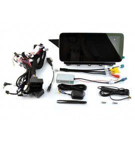 Autoradio ANDROID 10 GPS Bluetooth Multimédia intégré MERCEDES GLK X204 avant 07/2012 - 12