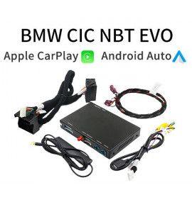 Interface Carplay & Android Auto + caméra BMW de 2010 à 2017 - 1