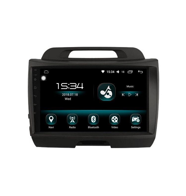 "Autoradio 10.2"" GPS Android 10 Android Kia Sportage de 2010 à 2016"