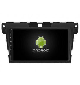 "Autoradio écran 9"" GPS Android 10 Mazda CX7 de 2009 à 2014"