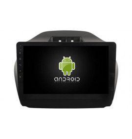"Autoradio 10.2"" GPS Android 10 Hyundai Tucson IX35 de 2009 à 2013"