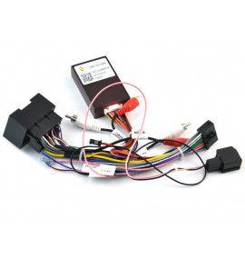 Autoradio GPS ANDROID 10 MultiMedia intégré Opel Vauxhall Astra depuis 2009.