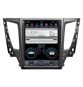 "Autoradio 12,1"" GPS Android 9 Mitsubishi Pajero et Montero 2016 à 2019 - 1"