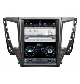 "Autoradio 12,1"" GPS Android 9 Mitsubishi Pajero et Montero 2016 à 2019 - 2"