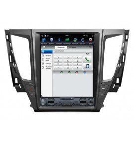 "Autoradio 12,1"" GPS Android 9 Mitsubishi Pajero et Montero 2016 à 2019 - 3"