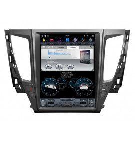 "Autoradio 12,1"" GPS Android 9 Mitsubishi Pajero et Montero 2016 à 2019 - 4"